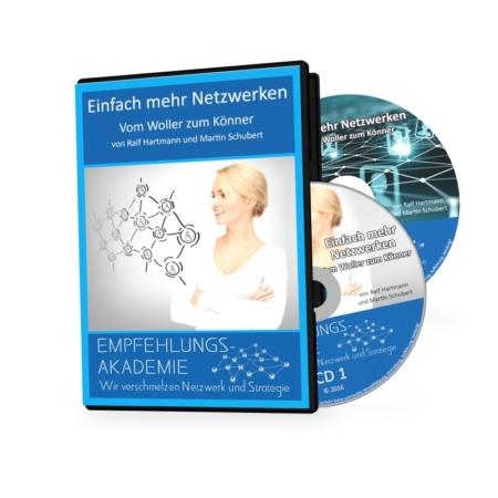 Hörbuch CD zum Thema Netzwerken